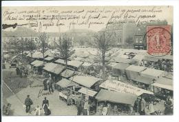 CPA 59 - FIVES LILLE - PLACE MADELEINE CAULIER - Jour De Marché - 1906 - France