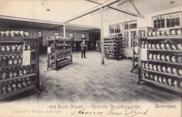 ANTWERPEN  Napelstraat 65   Het Beste Brood   Gedeelde Broodmagazijn - Antwerpen