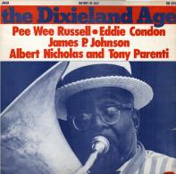 * LP *  THE DIXIELAND AGE - Jazz