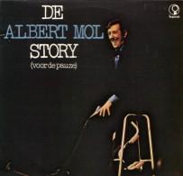 * LP *  DE ALBERT MOL STORY (voor De Pauze) (Holland 1973) - Humor, Cabaret
