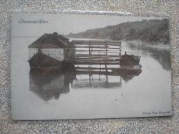 Dunaszekcső,1915.Don Aumü Hle Watermill - Hungary
