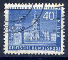 BERLIN 1956 Buildings Definitive 40 Pfg. Used.  Michel 149 - [5] Berlin