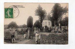 Jan14     6163031     Rabodanges    Le Cimetière Et La Chapelle - Sonstige Gemeinden