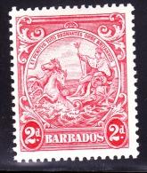Barbados, 1938, SG 250d, MNH, (P: 13,5x13) - Barbados (...-1966)