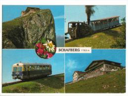 Schafbergbahn - Bei St. Wolfgang - Zahnradbahn                                                          ( Bahn Railway ) - St. Wolfgang