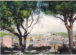 CELENZA VALFORTORE (FG) - PANORAMA - F/G - V: 1962 - Foggia