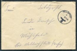 1940 Deutsche Feldpost Brief (+ Inhalt) - Deutschland