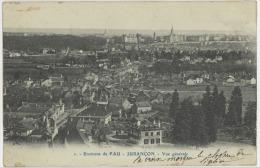 Beau panorama de la ville
