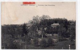 "GRIGNY "" Chateau Des Cazardes"" - Grigny"