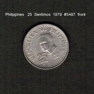 PHILIPPINES    25  SENTIMOS   1979  (KM # 227) - Philippinen