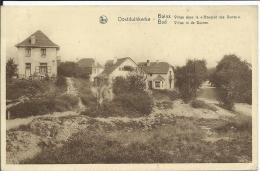 OOSTDUINKERKE : Villas Dans Le Bouquet Des Dunes - Oostduinkerke