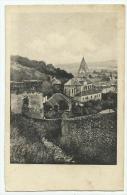 Mesto Trencin S Hradu - Slowakei