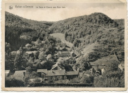 Bohan Sur Semois Le Verra Et Chemin Vers Bois Jean Nels Poncelet Nangniot 2 Timbres - Belgique