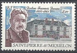 1987 SPM N° 476    Nf**  .  Docteur François Dunan . - Neufs