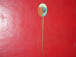 R!,Pin,Badge With Needle,Football Club,FC,TJZ Prostejov,Czech Republic,Sport,Soccer,Enamel,Emaille - Fussball