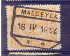 A315 -België  Spoorweg Chemin De Fer  Met Stempel MAESEYCK - Chemins De Fer