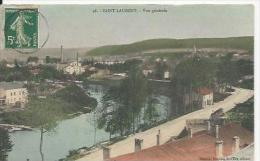 Saint Laurent       2 Cartes - Andere Gemeenten