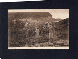 44608   Lussemburgo,  Destrem  -  La  Fin Du  Jour  -  Musee  Du  Luxembourg,  VG  1909 - Luxembourg - Ville