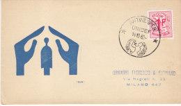 1960 Belgium Antwerpen Unicef Childhood Youth Enfance Adolescence Enfant Kind Jugend Kindheit - Unclassified