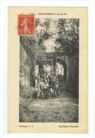 MONTSOULT - VAL D´OISE - VILLA BETHANIE - LE PONT D'ARCOLE - BELLE ANIMATION - Montsoult