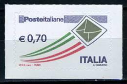2013 -  Italia - Italy - Italie - Italien - Italia - Posta Italiana - Euro 0,70 - Mint - MNH - 6. 1946-.. Repubblica