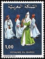 Maroc 0814 ** Serie Completa. 1978 - Maroc (1956-...)