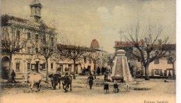 """SAINT ANDEOL LE CHATEAU """"Place De La Mairie"""" - Autres Communes"""