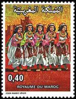 Maroc 0829 ** Serie Completa. 1979 - Maroc (1956-...)