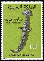 Maroc 0830 ** Serie Completa. 1979 - Morocco (1956-...)