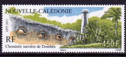 New Caledonia Dumbea Sugar Factory Mint NH - Unused Stamps