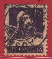 "Spécial N° 128 C \""Violet-noir-foncé\"" / \""Schwarzviolet\"" + Rouge-violet Et Violet Terne / 1914 - Svizzera"