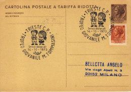 1973 Italia Trieste Infanzia Bambini Enfant Enfance Jeunesse Childhood Youth Enfant Kind Jugend Kindheit - Unclassified