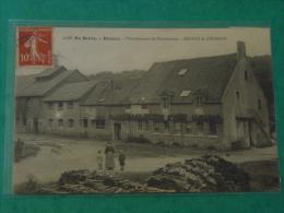 CHER-EN BERRY-2788-BRUERE-MANUFACTURE DE PORCELAINE-DEMAY ET AVIGNON-ANIMEE - France