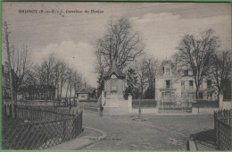 91 BRUNOY - Carrefour Du Donjon - Brunoy