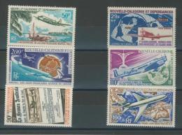 NOUVELLE-CALEDONIE   N°  102  /   109  /  112  ET  125  /  131// 144 - Nouvelle-Calédonie