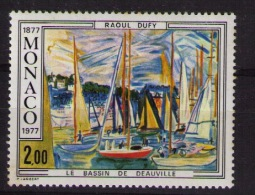 MONACO R. Dufy Painting - Other
