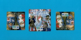 MAGNETS PLATS  GMF COUPE MONDE RUGBY 2007 - Sport