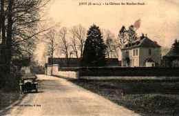 Jouy - Le Château Des Moulins Neufs (voiture Ancienne) - Jouy
