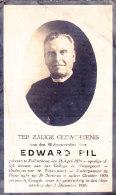 Priester, Pretre, Edward Pil, Pollinkhove, Nieuwpoort,poperinge,koksijde, Coxyde,1926 - Religion & Esotérisme