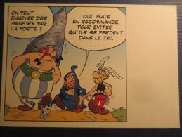 JOURNEE DU TIMBRE 1999 - ASTERIX (Scan) - Poste & Facteurs