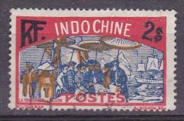 Indochine N° 146 Oblitéré - Cote 17 Euros - Prix De Départ 5 Euros - Indochina (1889-1945)
