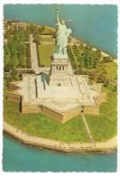CP, ETATS-UNIS, NEW YORK CITY, STATUE OF LIBERY NATIONAL MONUMENT, Voyagé En 1973 - Statue De La Liberté