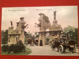 ALLEMAGNE Hambourg Stellingen Hgenbeck´s Tierpark AUTOMOBILE - Stellingen