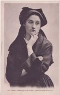 Coiffe De Bretagne-  **Belle Cpa -dos Simple PAS COURANTE **- Edition VILLARD  N°1244 - Ile De Sein