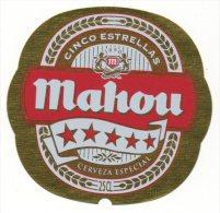 Mahou - 5 étoiles 25cl (Espagne) - Birra