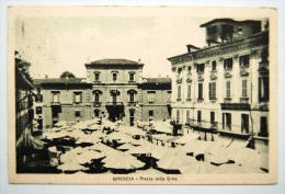 Brescia - Piazza Delle Erbe - Brescia