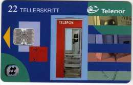 Telenor Norvège : Cabine Téléphonique - Téléphones