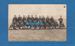 CPA Photo - SOISSONS - Terrain De MAUPAS - 4e Section De La 4e Compagnie Du 67e Régiment - Soissons