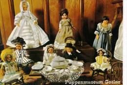 GOSLAR PUPPENMUSEUM (DOLLS) - Games & Toys
