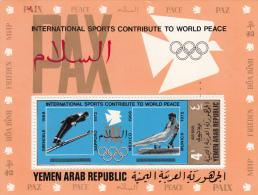 Yemen Hb Michel 153A - Yemen